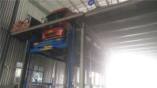 大型汽车登高卸货液压卸车升降设备参数