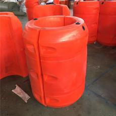 柏泰抽沙管道塑料浮筒尺寸規格