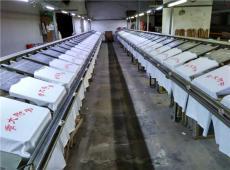青岛布料裁片服装裁片丝网刺绣印刷厂