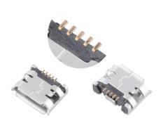MICRO USB母座5.65micro usb插座MICRO母头