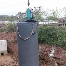 玻璃钢一体化预制泵站产品详细说明书 /星宝