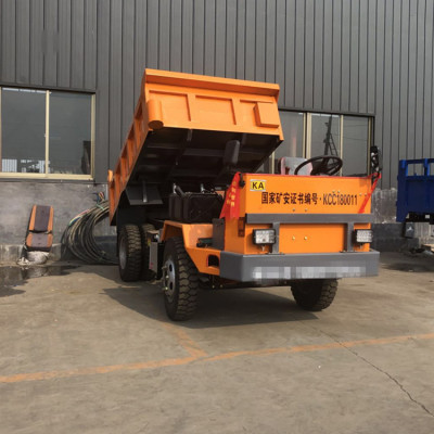 龙岩QU-12吨水电站运输车
