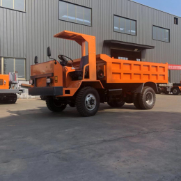 通化6-8-10噸礦安標地下運輸車