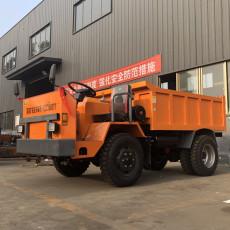 孝感8立方16噸礦用四驅工程車