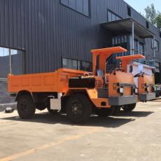 聊城6立方10噸礦用六輪自卸車