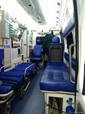 壽寧縣長途救護車出租費用低-