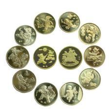 生肖龍流通紀念幣的真假知識了解一下