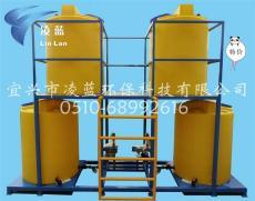 宜兴市凌蓝环保厂家直销JY型水处理加药装置