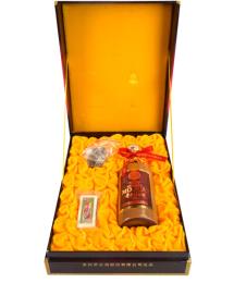 中山50年礼盒装贵州茅台酒价格是多少