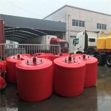 聚乙烯筒形浮标湖泊水质监测系统