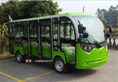 四轮景区电动封闭式观光车新能源电动观光车
