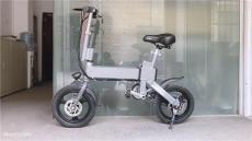 南帝伸縮電動自行車
