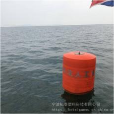 码头系船浮鼓滚塑聚乙烯浮标制造工艺