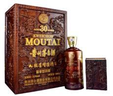 惠阳回收30年茅台酒-礼盒装茅台酒回收价格
