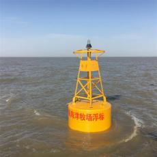 海上浮标水库航道拦船警示浮标模具