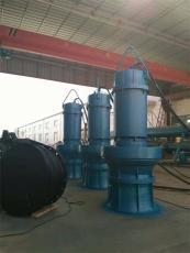 大流量低扬程潜水轴流泵