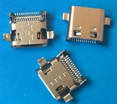 TYPE C母座24P SMT双排贴板 USB 3.1连接器