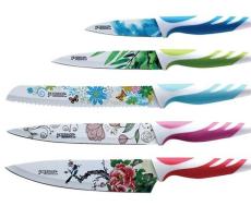 不銹鋼廚具刀具打印機UV塑料刀具彩印機