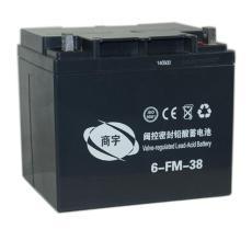 商宇鉛酸蓄電池6-FM-33 12V33AH安防系統