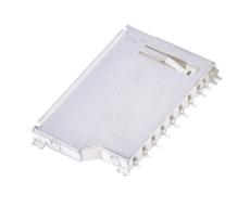 SD卡座 SD短体卡座 内存卡卡槽 卡座连接器