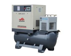 上海螺杆空压机厂家直销激光切割专用空压机