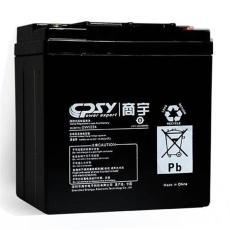 商宇蓄電池GW1265閥控式鉛酸12V65AH質保