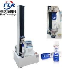 弗洛拉FLR-309PET瓶塑料瓶垂直载压测试仪