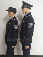 供水标志服装分档配置 城市及农村供水制服