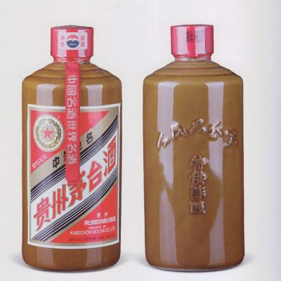 天津武清回收飛天茅臺酒93年五星值多少錢