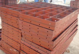 專業生產鋼模板常年備貨