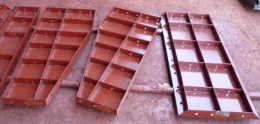 專業定做鋼模板現貨供應