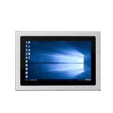 10.1寸铝合金超薄工业显示器表面防水IP65