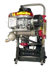 希尔fyr pak背负式进口高压接力森林消防泵