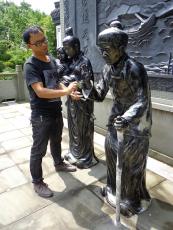 四川貴州貴陽雕塑維修制作專業團隊