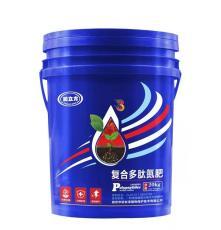 肥立方復合多肽氮肥苗期用多生根須根多