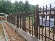 株洲市安顺铁艺锌钢护栏供应铁艺栅栏  围栏