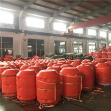 適用于汛期攔污浮筒大面積垃圾攔漂設備