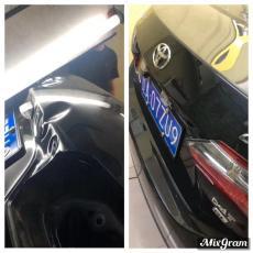 沈陽汽車無痕修復-沈陽汽車凹陷修復-龍騰
