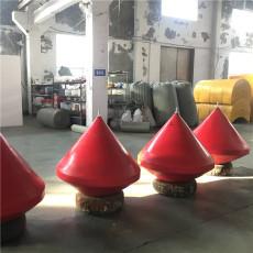 滾塑海上浮鼓直徑1米圓錐形燈浮標造價