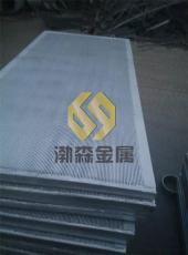 帶框條縫高頻不銹鋼跳汰機篩板 礦篩網篩板