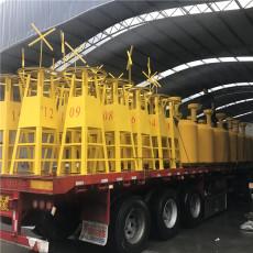 海洋黃色燈浮標1.8米圓柱形聚乙烯航標報價