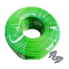 彩钢用塑封钢丝绳公司报价