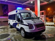 福特囚车厂家电话-12座汽油自动档囚车价格