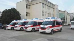 昆明东川区120急救车出租转运-120出租