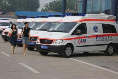 揭阳揭西120急救车出租转运-120出租