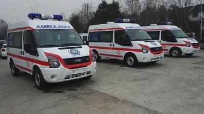抚州南丰私人长途救护车出租-120出租