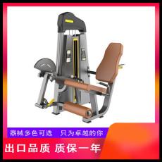 �S家直�N坐式伸腿��器 健身器材商用 伸腿
