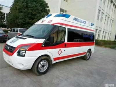 南京跨省120救護車轉運規格齊全