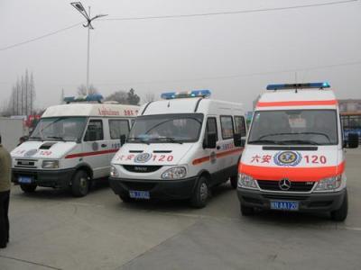 珠海香洲区私人长途救护车出租-120出租