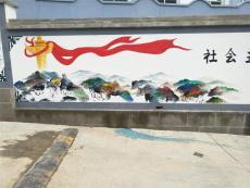 南京核心主義價值觀文化墻彩繪CH-2 可定制